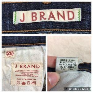 J Brand Jeans - J Brand skinny leg, pure, size 26